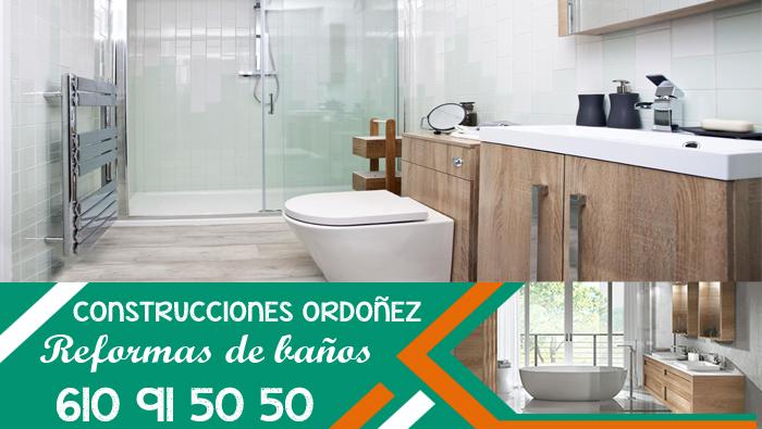 Reformas Baños Alcalá de Henares