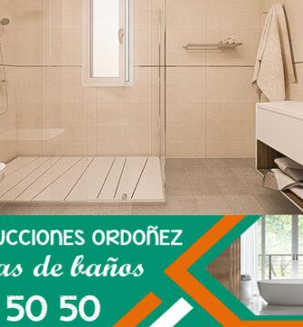 Reformas Baños Alcorcón
