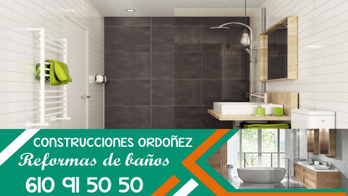 Reformas baños Oliva